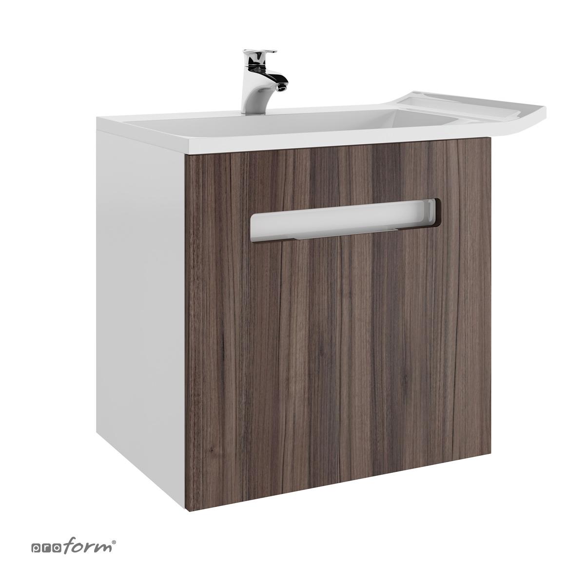Szafka pod umywalkę OPEN LATOYA orzech Proform
