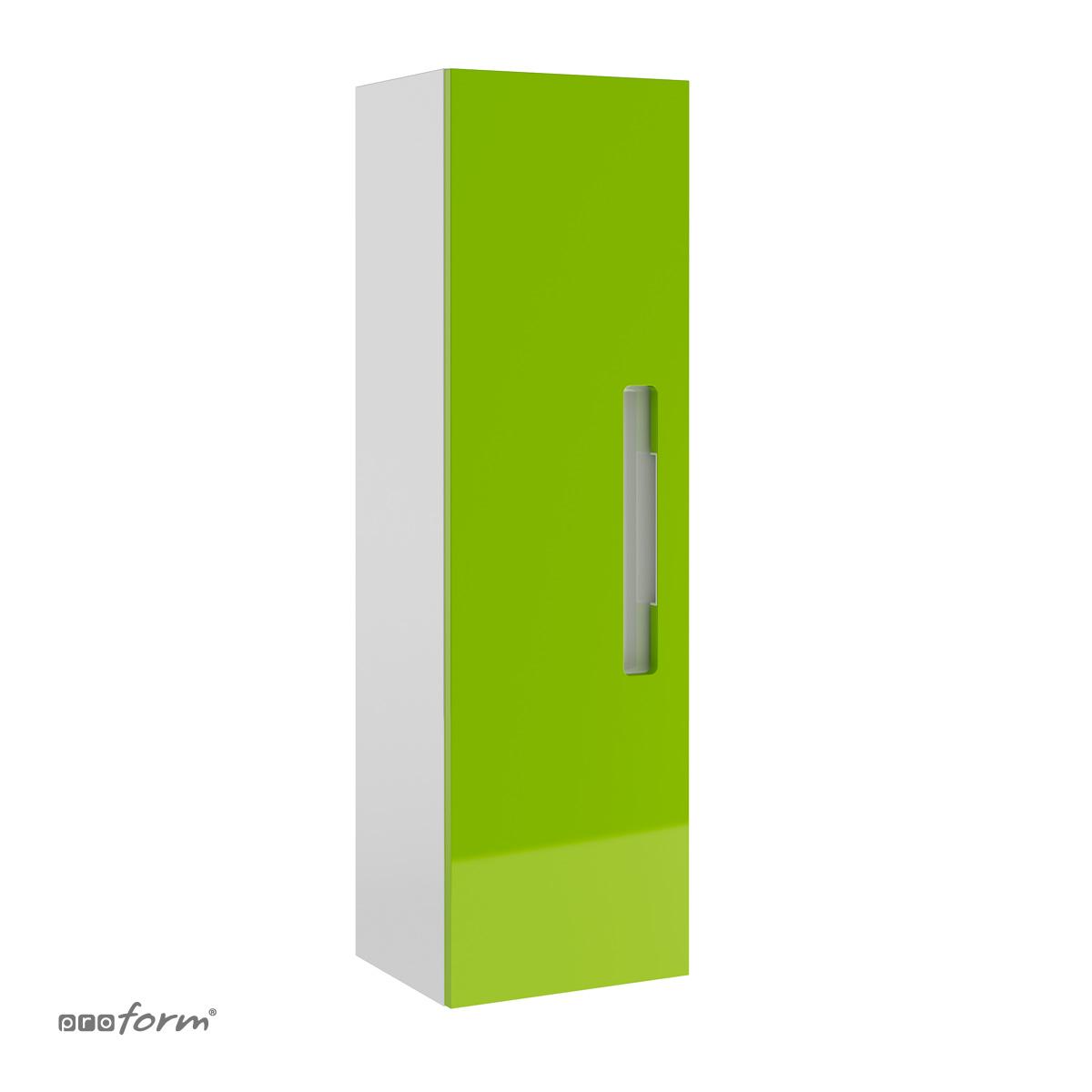 Szafka OPEN słupek zielona