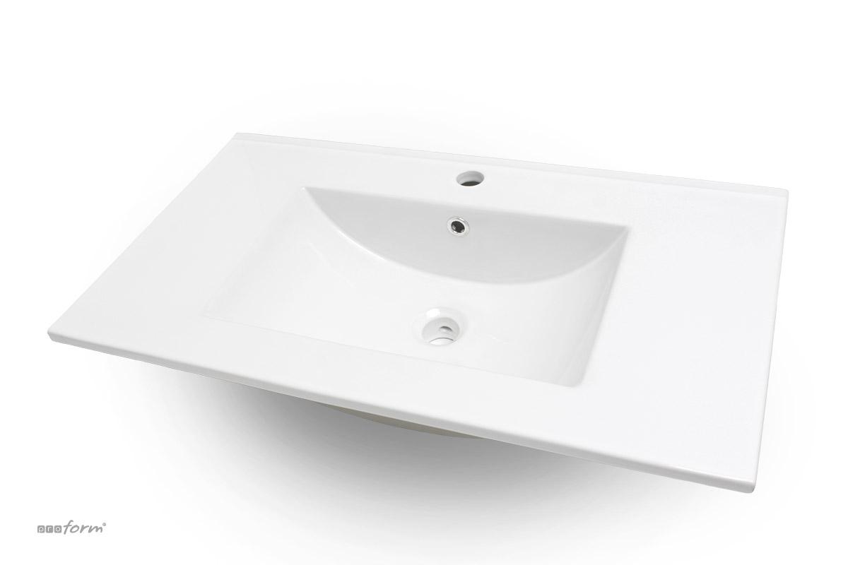 Umywalka PLAN 80 biała Proform