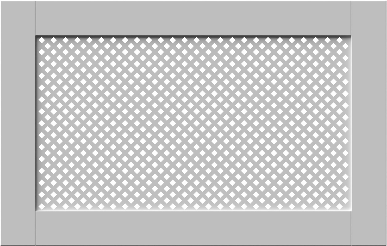 Maskownica CLASSIC 130 biała Proform